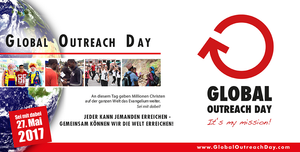 Aktion - Global outreach day